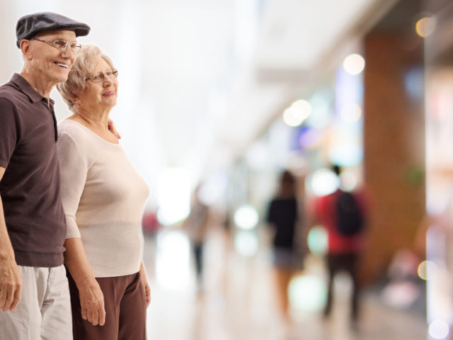 Photo of Mall Walkers