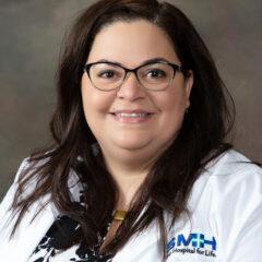 Photo of Vanessa Cortés DeJorge, MD
